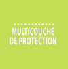 milticouche de protection